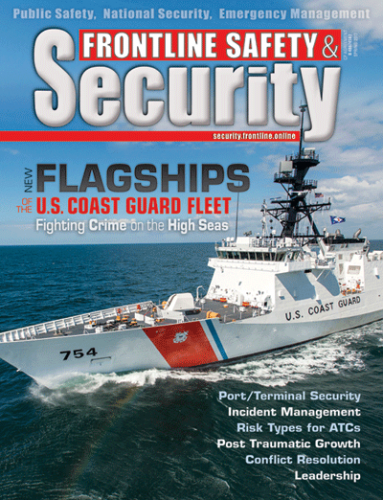 Frontline Security Cover Issue 4 - 2016