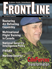 Frontline Defence Cover Issue 2 - 2004