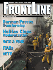 Frontline Defence Cover Issue 5 - 2004