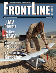 Frontline Defence Cover Issue 6 - 2007