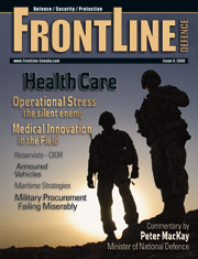 Frontline Defence Cover Issue 4 - 2008