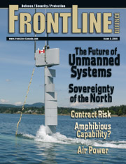Frontline Defence Cover Issue 5 - 2008