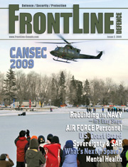 Frontline Defence Cover Issue 2 - 2009