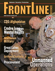 Frontline Defence Cover Issue 5 - 2009