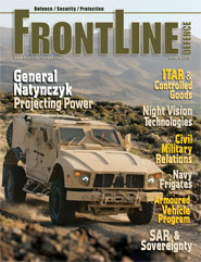 Frontline Defence Cover Issue 3 - 2010