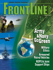 Frontline Defence Cover Issue 4 - 2010