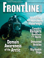 Frontline Defence Cover Issue 5 - 2010