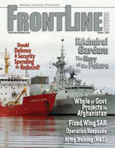 Frontline Defence Cover Issue 1 - 2011