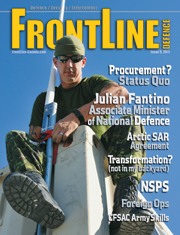 Frontline Defence Cover Issue 5 - 2011
