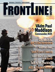 Frontline Defence Cover Issue 6 - 2011