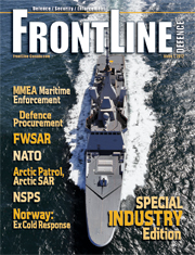 Frontline Defence Cover Issue 2 - 2012