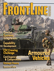 Frontline Defence Cover Issue 3 - 2012