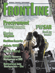 Frontline Defence Cover Issue 4 - 2012