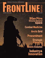 Frontline Defence Cover Issue 6 - 2013