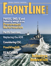 Frontline Defence Cover Issue 3 - 2014
