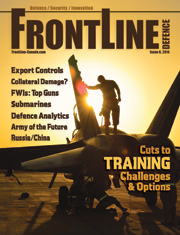 Frontline Defence Cover Issue 6 - 2014