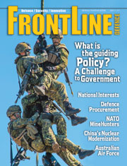 Frontline Defence Cover Issue 4 - 2015