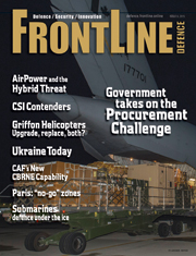 Frontline Defence Cover Issue 6 - 2015