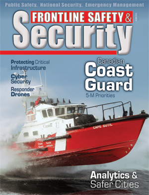 Frontline Security Cover Issue 3 - 2016