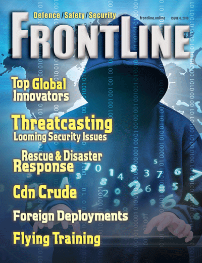 Frontline Security Cover Issue 6 - 2018
