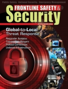 Frontline Security Cover Issue 1 - 2016
