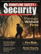 Frontline Security Cover Issue 2 - 2016