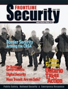 Frontline Security Cover Issue 1 - 2006