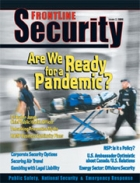 Frontline Security Cover Issue 2 - 2006
