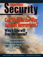 Frontline Security Cover Issue 3 - 2006