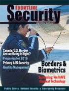 Frontline Security Cover Issue 4 - 2006