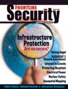 Frontline Security Cover Issue 1 - 2007