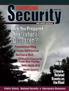 Frontline Security Cover Issue 2 - 2007