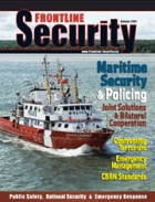 Frontline Security Cover Issue 3 - 2007