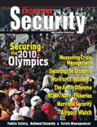 Frontline Security Cover Issue 4 - 2007