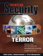 Frontline Security Cover Issue 1 - 2008