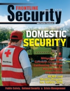 Frontline Security Cover Issue 1 - 2009