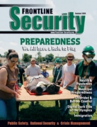 Frontline Security Cover Issue 2 - 2009