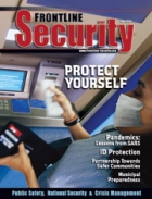 Frontline Security Cover Issue 3 - 2009