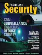 Frontline Security Cover Issue 4 - 2009