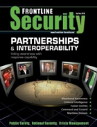 Frontline Security Cover Issue 1 - 2010