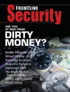 Frontline Security Cover Issue 2 - 2010