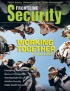 Frontline Security Cover Issue 3 - 2010