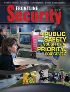 Frontline Security Cover Issue 1 - 2011