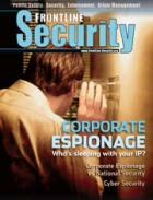 Frontline Security Cover Issue 3 - 2011