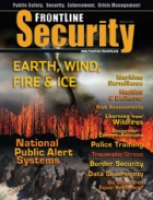 Frontline Security Cover Issue 4 - 2011