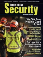 Frontline Security Cover Issue 1 - 2012
