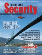 Frontline Security Cover Issue 3 - 2012