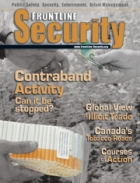 Frontline Security Cover Issue 4 - 2012