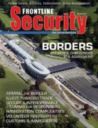 Frontline Security Cover Issue 1 - 2013