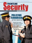 Frontline Security Cover Issue 2 - 2013